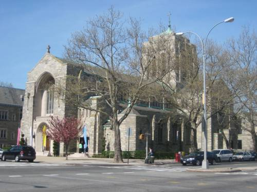 Our Lady Queen of Martyrs, Forest Hills, NY